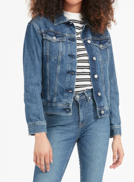 Everlane Women's Denim Jacket