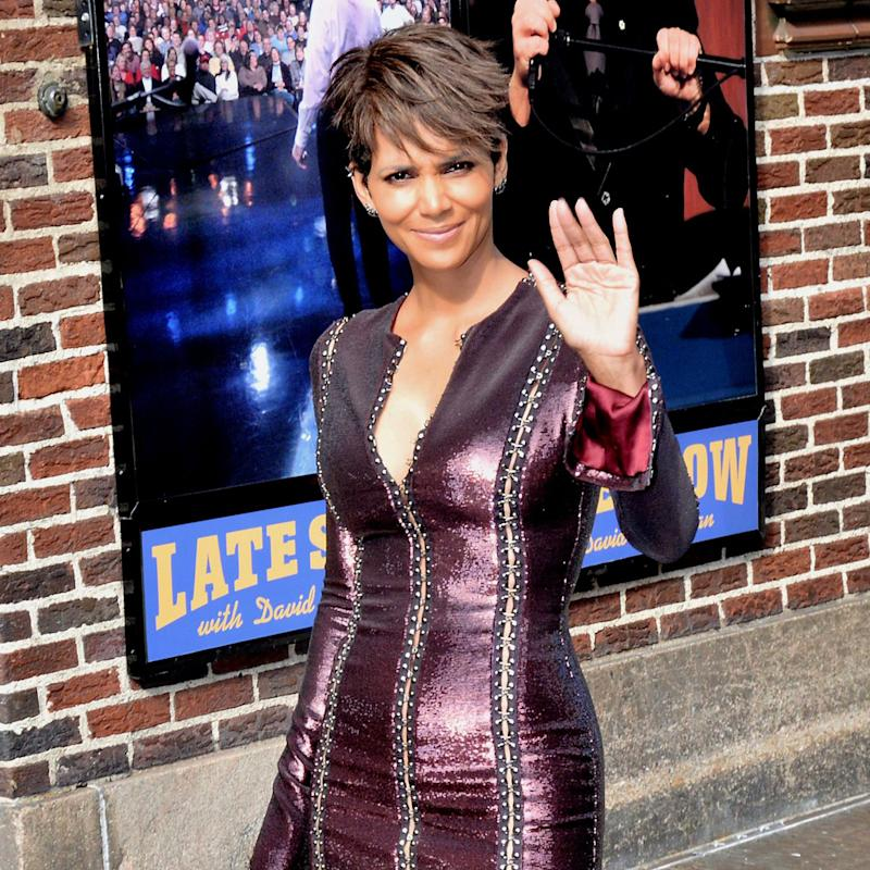 Halle Berry: Nahla loves her baby brother