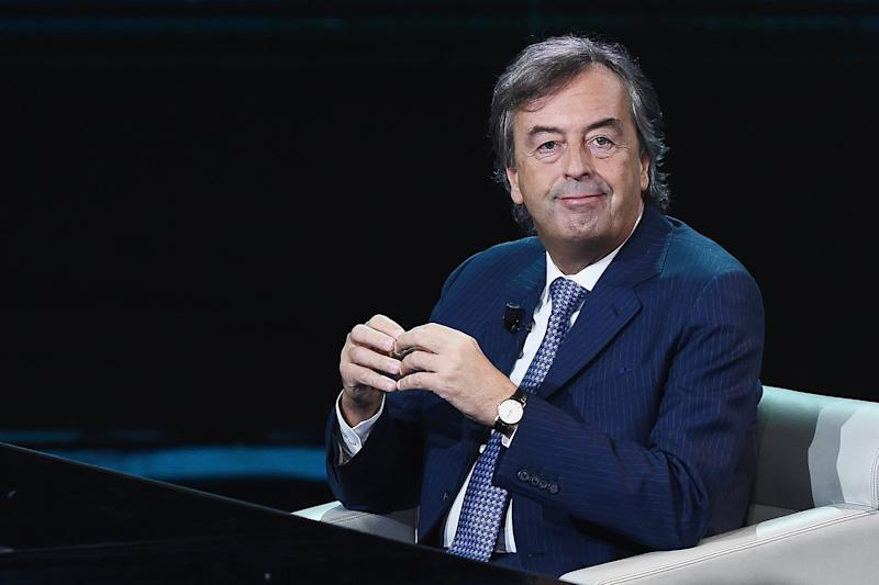 "MILAN, ITALY - OCTOBER 07: Roberto Burioni attends ""Che Tempo Che Fa"" tv show at Rai Milan Studios on October 7, 2018 in Milan, Italy. (Photo by Stefania D'Alessandro/Getty Images) (Photo: Stefania D'Alessandro via Getty Images)"