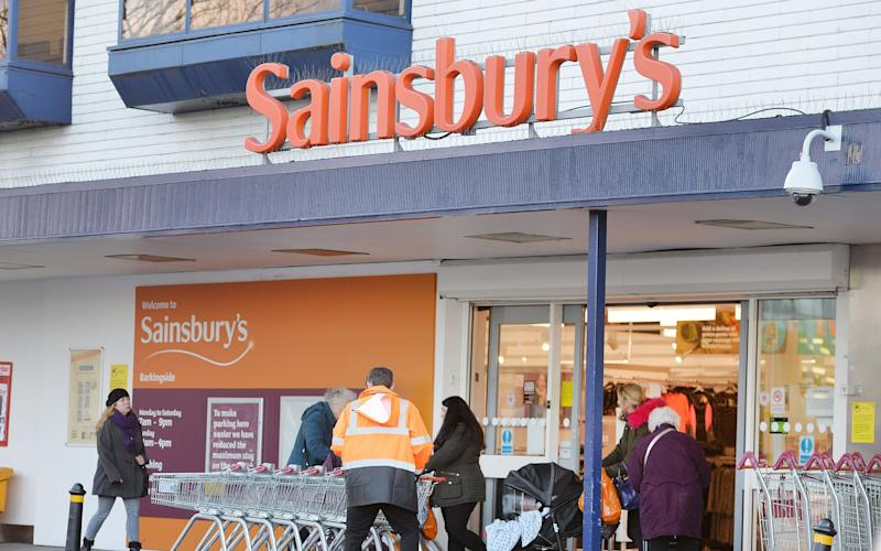 Sainsbury's has announced a shake-upofits pay structure - John Stillwell/PA Wire