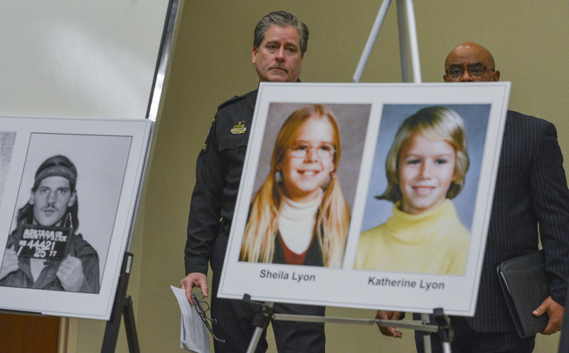 'Abducted, Raped and Burned Up.' Former Traveling Carnival Worker Pleads Guilty to Killing Young Sisters in 1975