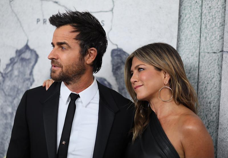 Justin Theroux Describes His Marriage to Jennifer Aniston