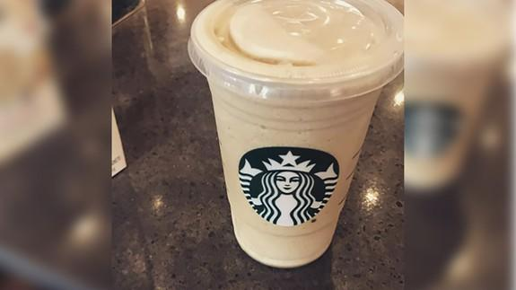 how to order a starbucks frappuccino