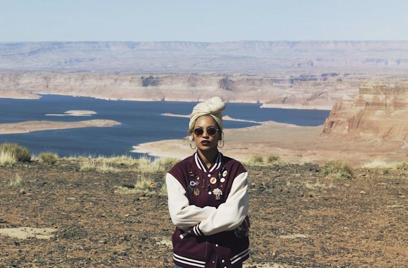 Photo: Courtesy.  Take a look back at Bey and Jay's trip and learn exactly why the Grand Canyon is one of the U.S.'s great natural wonders.