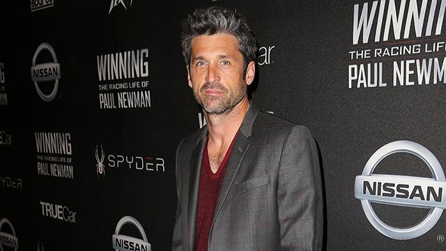 Patrick Dempsey's First Post-'Grey's Anatomy' Role Is Set