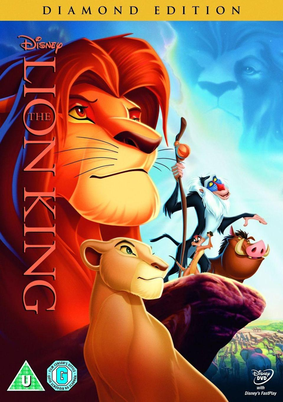 """<p>Simba's story remains the most successful traditionally animated movie in history and inspired the third-longest running Broadway musical — so of course <a href=""""https://www.seventeen.com/celebrity/movies-tv/a19062729/lion-king-live-action-2019/"""" rel=""""nofollow noopener"""" target=""""_blank"""" data-ylk=""""slk:it got the live-action treatment"""" class=""""link rapid-noclick-resp"""">it got the live-action treatment</a>. But we might be stretching the definition of 'live action' considering there are zero humans in the film so it's really more of a CGI film. After the success of Disney's other animal-centric reboot, <em>The Jungle Book</em>, <a href=""""http://www.hollywoodreporter.com/heat-vision/lion-king-live-action-movie-933335"""" rel=""""nofollow noopener"""" target=""""_blank"""" data-ylk=""""slk:this movie was fast-tracked to production"""" class=""""link rapid-noclick-resp"""">this movie was fast-tracked to production</a> with the same director, Jon Favreau. </p><p><a class=""""link rapid-noclick-resp"""" href=""""https://www.amazon.com/dp/B073YJ7T5Y?tag=syn-yahoo-20&ascsubtag=%5Bartid%7C10065.g.2936%5Bsrc%7Cyahoo-us"""" rel=""""nofollow noopener"""" target=""""_blank"""" data-ylk=""""slk:Watch the Original"""">Watch the Original</a></p>"""