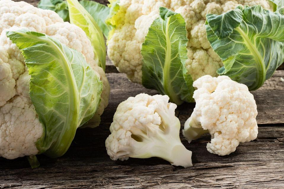 """<p>Cruciferous vegetables, such as broccoli, cauliflower, Brussels sprouts, and radishes, support the body's natural detoxification processes. """"We have 'detox' enzymes, or chemical systems, within our cells (particularly in the liver), and the activity of these enzymes is bolstered by the presence of specific substances found only in cruciferous vegetables,"""" Dixon says. </p><p> Cruciferous veggies are especially beneficial for women, as they help to keep estrogen levels healthy and thwart off hormone-related cancers such as <a href=""""https://www.prevention.com/health/health-conditions/a23011666/breast-cancer-facts/"""" rel=""""nofollow noopener"""" target=""""_blank"""" data-ylk=""""slk:breast"""" class=""""link rapid-noclick-resp"""">breast</a>, <a href=""""https://www.prevention.com/health/health-conditions/a24273744/ovarian-cancer-symptoms-causes-treatment/"""" rel=""""nofollow noopener"""" target=""""_blank"""" data-ylk=""""slk:ovarian"""" class=""""link rapid-noclick-resp"""">ovarian</a>, endometrial (uterine). Dixon suggests sneaking in at least five servings of cruciferous veggies into your meals each week.</p>"""