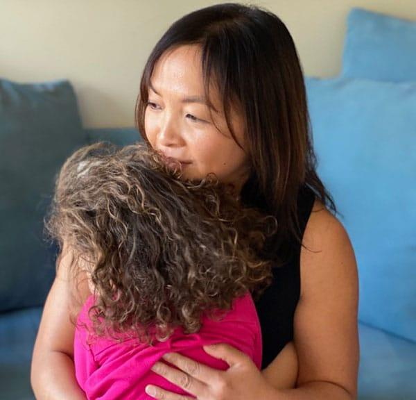 Stop Asking Me If I Am The Mother Of My Biracial Children : Woman with mother