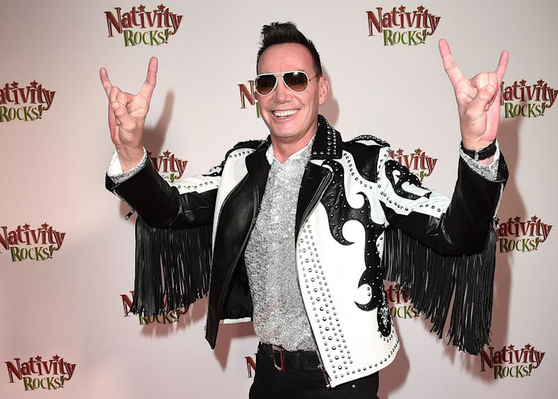 "Craig Revel Horwood attends the UK Premiere of ""Nativity Rocks!"" at Odeon Skydome on November 19, 2018 in Coventry, England. (Photo by Eamonn M. McCormack/Getty Images)"