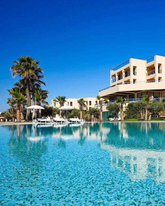 """<p>Steps from the beach, São Rafael Suites is a glitzy all-inclusive five-star hotel in the Algarve. Dotted around the lush gardens you'll find three outdoor pools, a spa and several bars and restaurants, including a beach-side diner. Suites all have private balconies, minibars and air-con.</p><p><a href=""""https://www.saorafaelsuites.com/en/"""" rel=""""nofollow noopener"""" target=""""_blank"""" data-ylk=""""slk:From €165pn (141.82)."""" class=""""link rapid-noclick-resp"""">From €165pn (141.82).</a></p><p><a href=""""https://www.instagram.com/p/B8lmwH3geDP/"""" rel=""""nofollow noopener"""" target=""""_blank"""" data-ylk=""""slk:See the original post on Instagram"""" class=""""link rapid-noclick-resp"""">See the original post on Instagram</a></p>"""