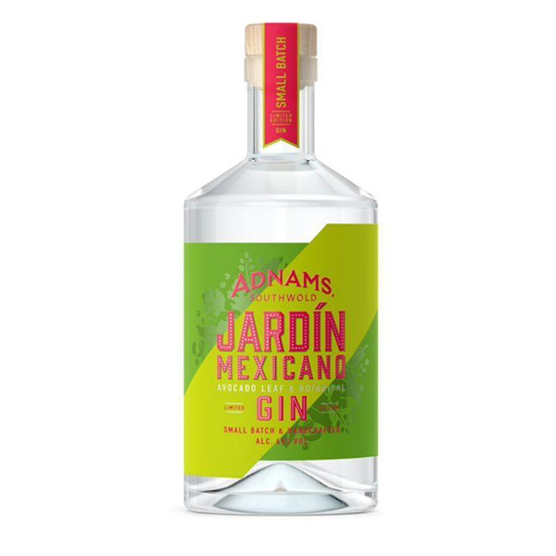 """<p><a class=""""link rapid-noclick-resp"""" href=""""https://go.skimresources.com?id=127X678080&xs=1&url=https%3A%2F%2Fwww.adnams.co.uk%2Fspirits%2Fshop-by-type%2Fgin-1%2Fadnams-jardin-mexicano-gin.htm%3Fproductid%3D8626"""" rel=""""nofollow noopener"""" target=""""_blank"""" data-ylk=""""slk:SHOP"""">SHOP</a></p><p>This 10-botanical Juniper-laden blend is inspired by Mexican cuisine and will go excellently with that dinner you're planning to make too, right?</p><p>£32, Adnams</p>"""