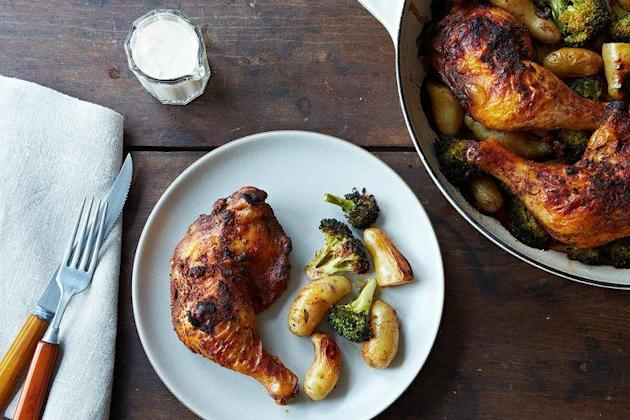 Raosted Achiote Chicken on Food52