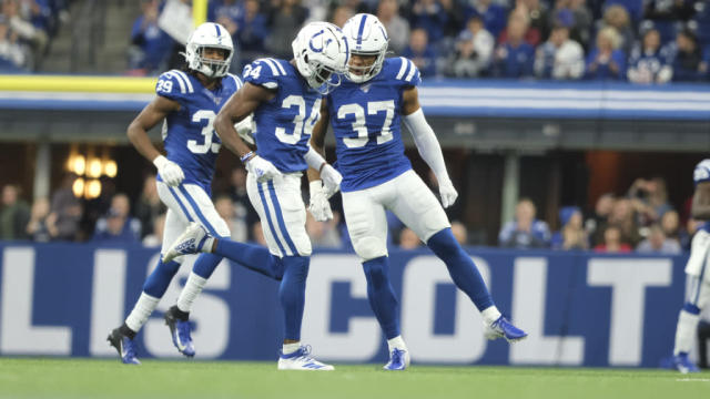 Colts' 2019 rookie class ranked 9th-most productive