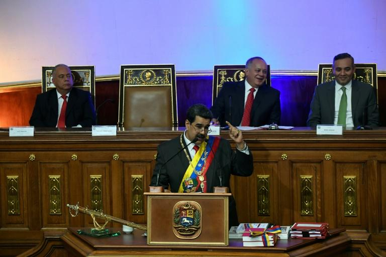 Venezuelan President Nicolas Maduro said he would welcome international observers to 2020 election