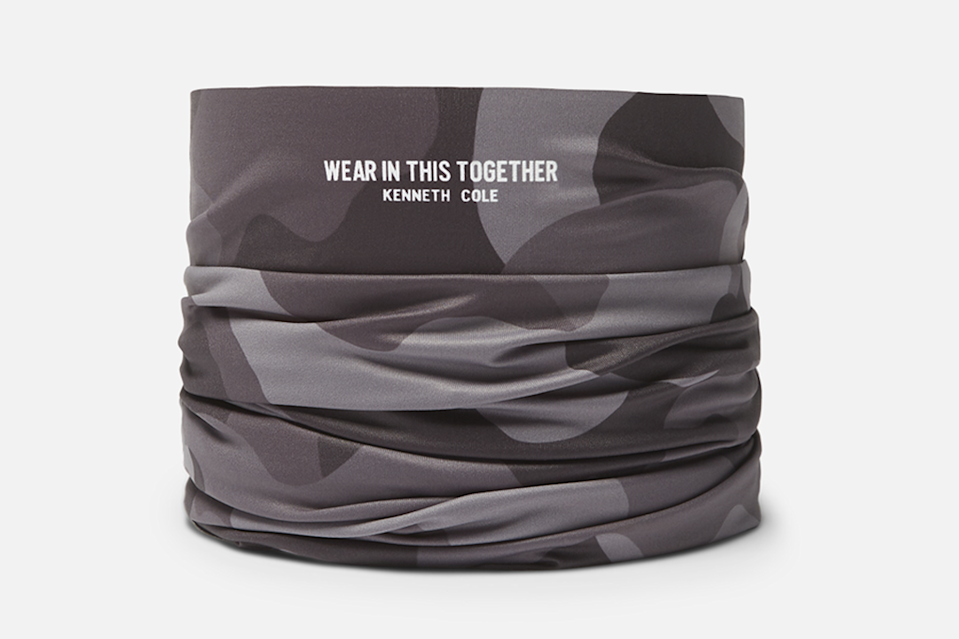 Kenneth Cole, face covering