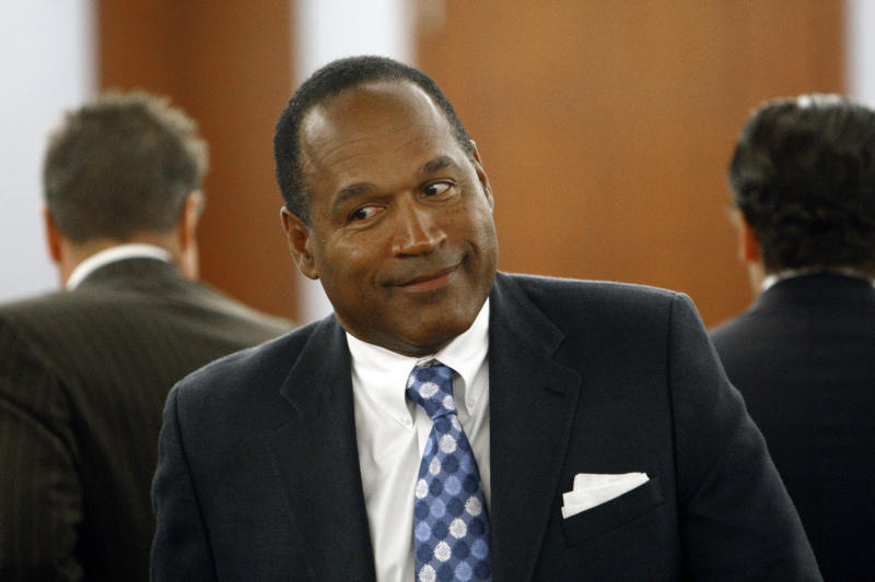 OJ Simpson... Is on Twitter?