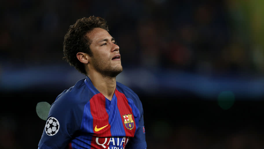 Barcelona and Brazil superstar Neymar is expected to receive a major downgrade in his Fifa rating after a hugely disappointing campaign in 2016/17. In the current edition of the game, the 25-year-old is rated at 92, level with Luis Suarez, one behind Lionel Messi and two behind the game's highest rated star, Cristiano Ronaldo. This was four up from his Fifa 16 rating of 88, but after a profligate season in front of goal, the former Santos man could see his stock plummet, according...