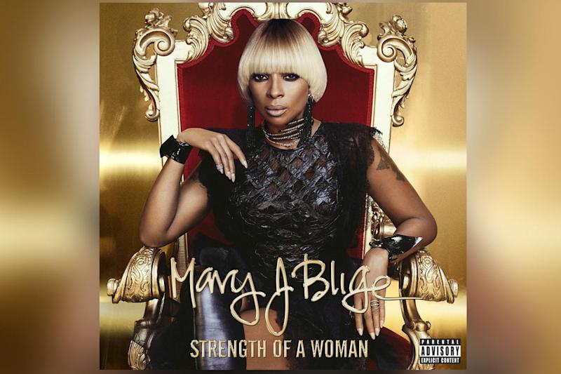 New album: Mary J Blige's Strength of a Woman