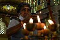 The pandemic dimmed the lights of Diwali, the biggest Hindu holiday of the year