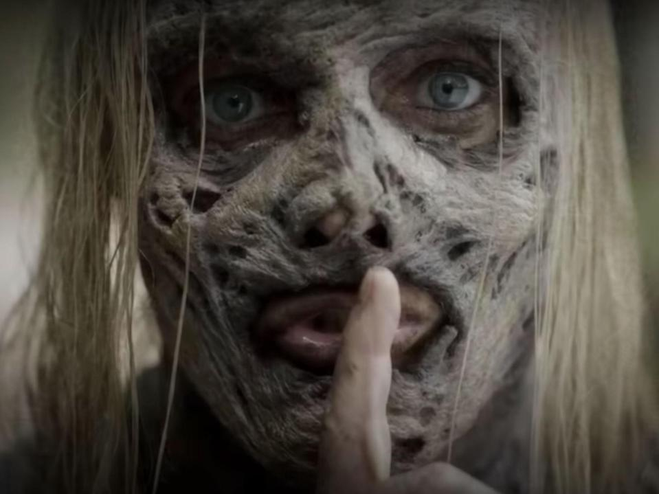 The Walking Dead season 9: Alpha takes centre stage as the Whisperers are introduced