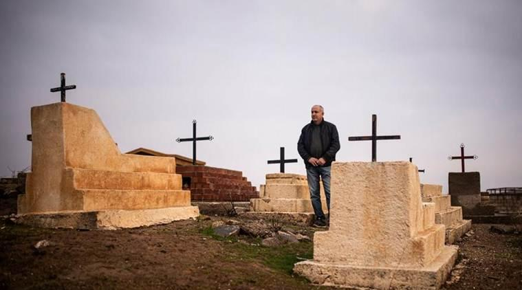 War in Syria drives out Christian community