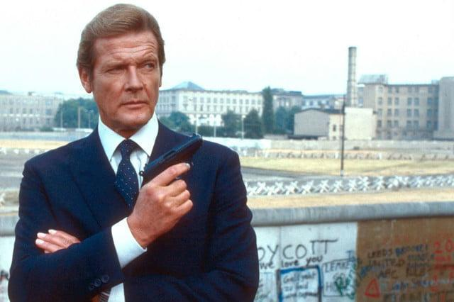 roger moore bond gadgets james