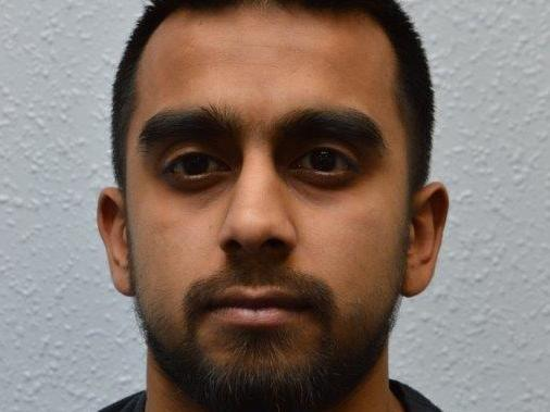 Mohammed Yamin, 25, was jailed for 10-and-a-half years for fighting with al-Qaeda in Syria: Metropolitan Police