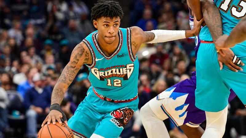 Ja Morant is running away with Rookie of the Year and pushing the Grizzlies ahead of schedule