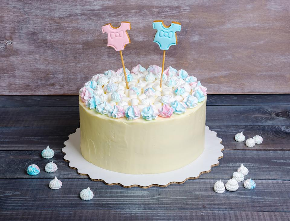 When did gender reveals turn from cake cutting to causing earthquakes? (Getty Images)