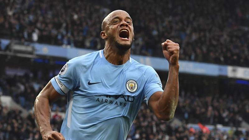 Kompany leaves Manchester City for Anderlecht