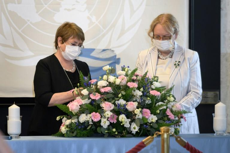 UN hails aid workers after record attacks