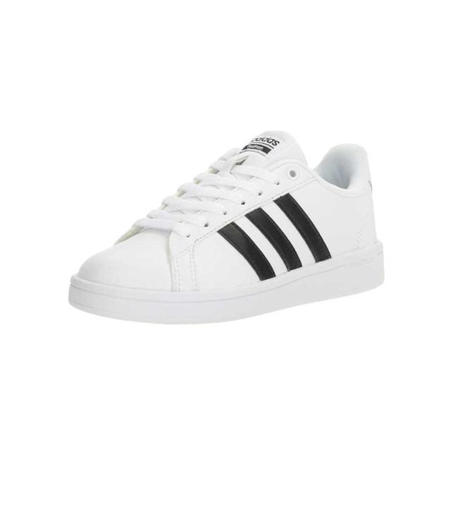 "<p>Adidas Neo Women's Cloudfoam Advantage W Fashion Sneaker, $49 + up to 50% off, <a href=""https://www.amazon.com/adidas-Womens-Cloudfoam-Advantage-Sneakers/dp/B01HSIRMSE/ref=sr_1_6?s=apparel&ie=UTF8&qid=1531255687&sr=1-6&nodeID=7147440011&psd=1&keywords=adidas+cloudfoam&dpID=41xrioomhSL&preST=_SX395_QL70_&dpSrc=srch"" rel=""nofollow noopener"" target=""_blank"" data-ylk=""slk:amazon.com"" class=""link rapid-noclick-resp"">amazon.com</a> </p>"