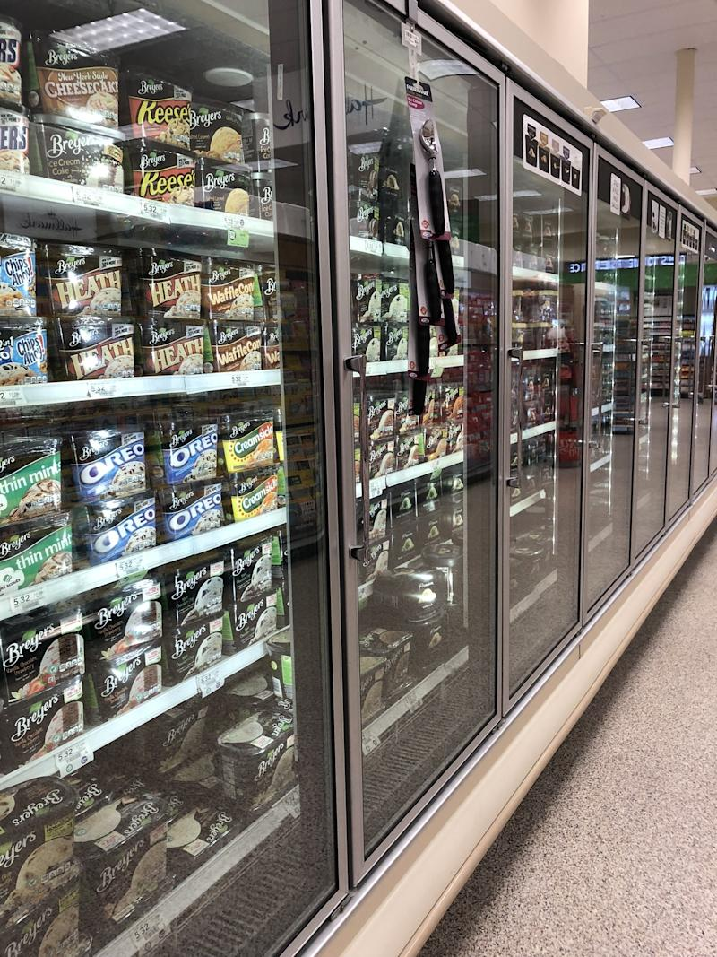 The best place on earth: the ice cream aisle