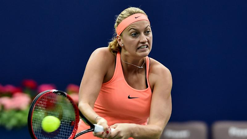 No 'concrete date' for Kvitova's WTA Tour return