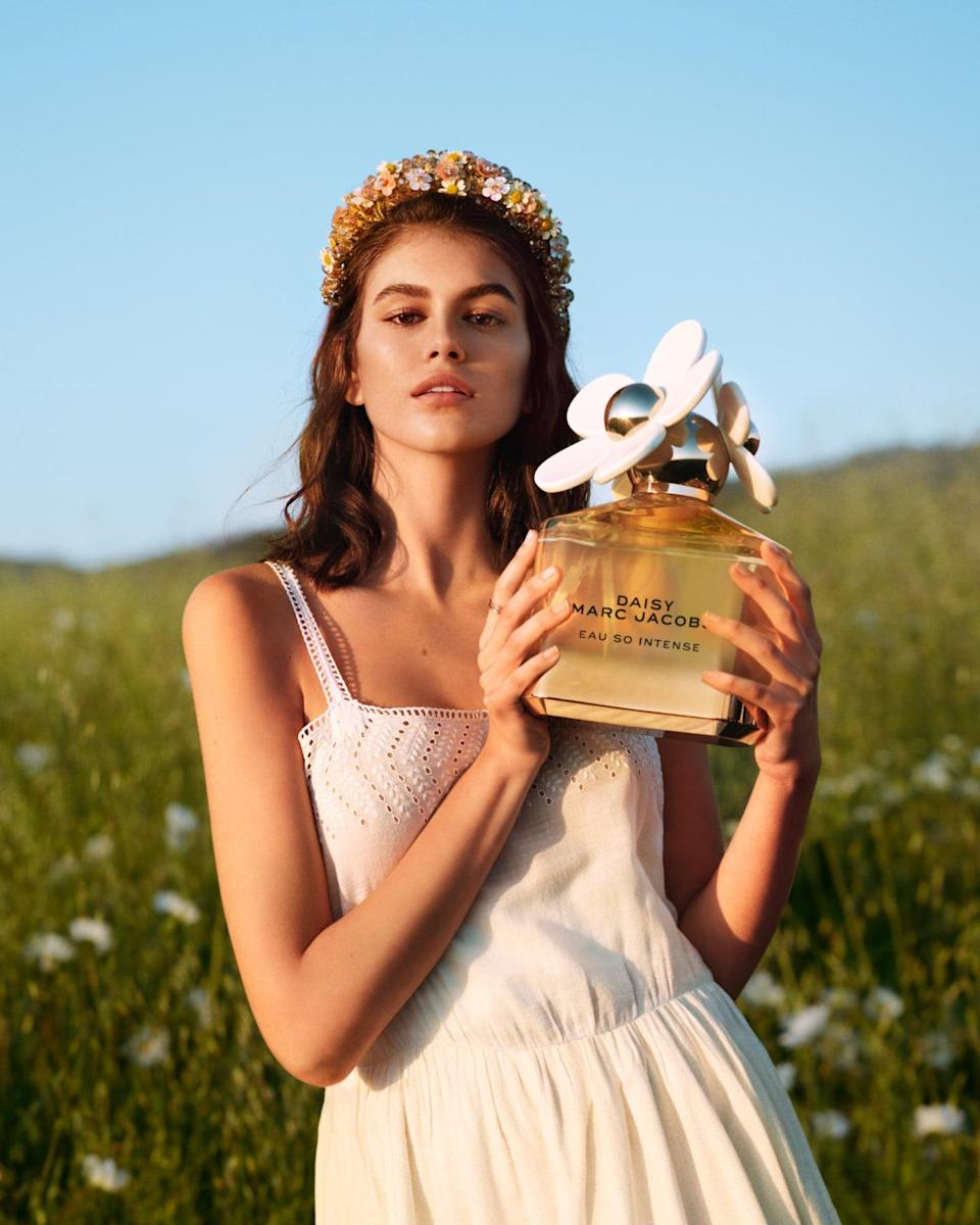 How Kaia Gerber Is Leaning on Scent Amid the Pandemic