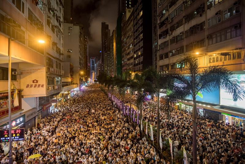 Hong Kong's Extradition Law: From a Grisly Murder to Mass Protests