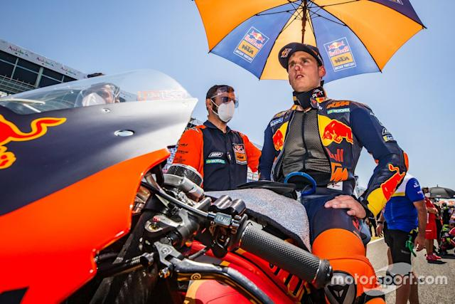 "Pol Espargaro, Red Bull KTM Factory Racing <span class=""copyright"">KTM Images</span>"