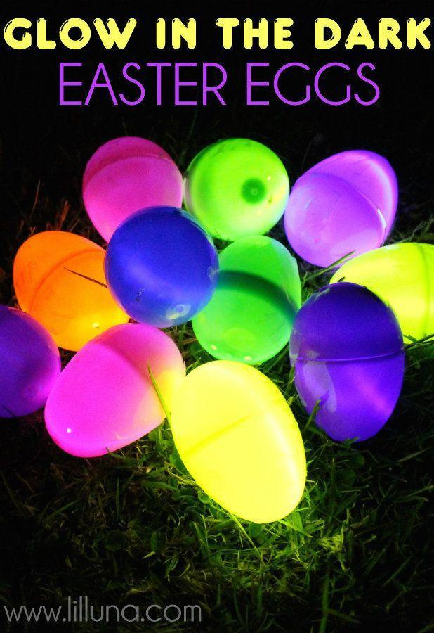 "<p>This nighttime hunt will have the older kids — and hey, some adults — feeling the holiday spirit long after the sun goes down. </p><p><a class=""link rapid-noclick-resp"" href=""https://www.amazon.com/Vivii-Glowsticks-Bracelets-Colors-Supplies/dp/B017PWTVSW/?tag=syn-yahoo-20&ascsubtag=%5Bartid%7C10055.g.4151%5Bsrc%7Cyahoo-us"" rel=""nofollow noopener"" target=""_blank"" data-ylk=""slk:SHOP GLOW STICKS"">SHOP GLOW STICKS</a></p><p><em><a href=""https://www.goodhousekeeping.com/ttp://lilluna.com/glow-in-the-dark-easter-eggs/"" rel=""nofollow noopener"" target=""_blank"" data-ylk=""slk:Get the tutorial at Lil Luna »"" class=""link rapid-noclick-resp"">Get the tutorial at Lil Luna »</a></em></p>"