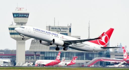Security fears push Turkish Airlines into loss