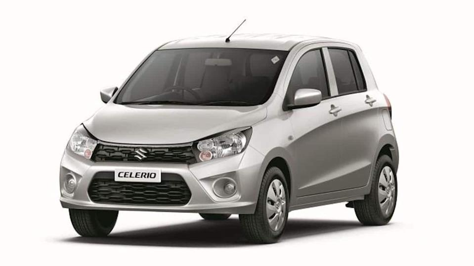 Next-generation Maruti Suzuki Celerio hatchback found testing ahead of launch