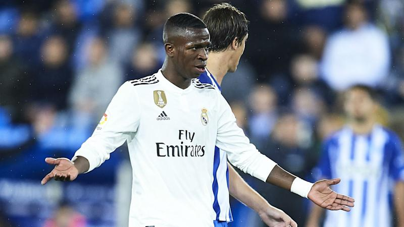 buy popular 1f636 ae2b1 Real Madrid must be patient with 'superstar' Vinicius ...