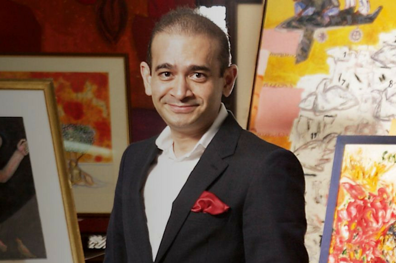 Nirav Modi, Family Served Notice to Recover PNB's Rs 7,000 Crore