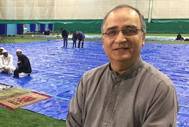 Dr. Mansoor Pirzada is the president of the Muslim Association of Newfoundland and Labrador.