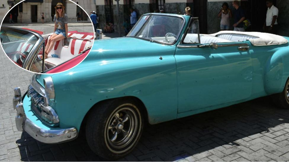 The incredibly vintage cars of Cuba
