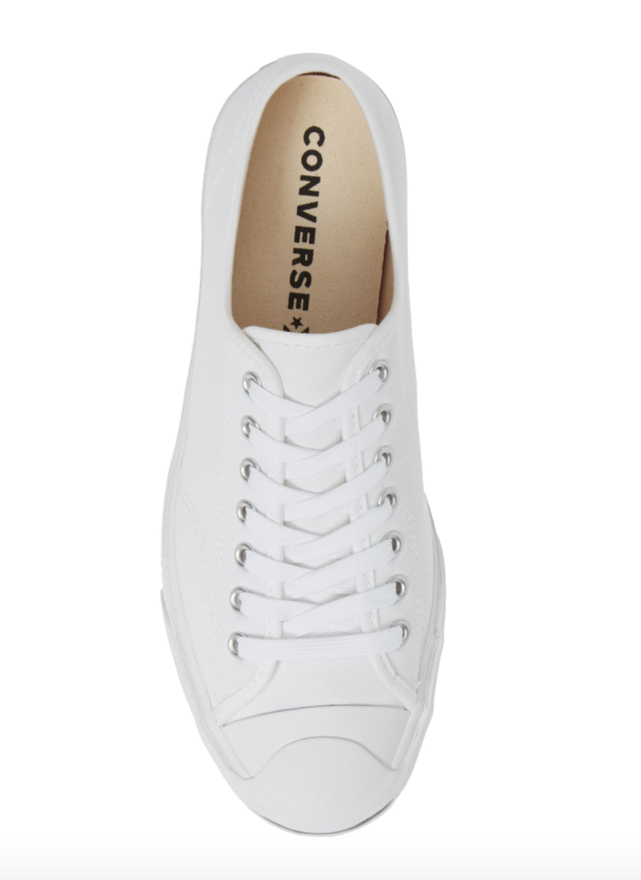 """<p><strong>CONVERSE</strong></p><p>nordstrom.com</p><p><strong>$65.00</strong></p><p><a href=""""https://go.redirectingat.com?id=74968X1596630&url=https%3A%2F%2Fshop.nordstrom.com%2Fs%2Fconverse-jack-purcell-sneaker-men%2F2896314&sref=https%3A%2F%2Fwww.oprahmag.com%2Flife%2Frelationships-love%2Fg26825396%2Fgifts-for-dad%2F"""" rel=""""nofollow noopener"""" target=""""_blank"""" data-ylk=""""slk:Shop Now"""" class=""""link rapid-noclick-resp"""">Shop Now</a></p><p>For the man who practically invented the """"dad shoe,"""" these Converse sneakers are perfect for daily wear.</p>"""