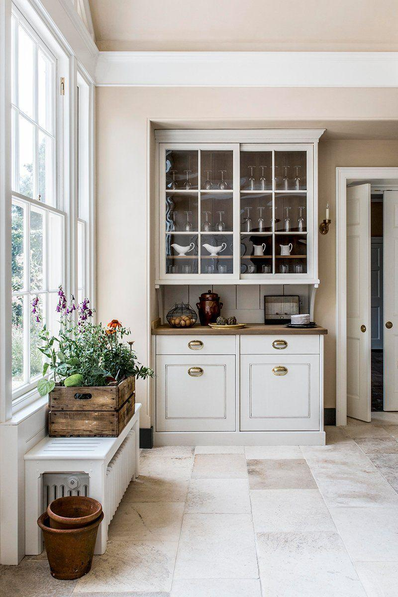 """<p>A failsafe choice for country kitchens with an abundance of natural light. Country style is characterised by its eclectic and mismatched nature, and so here, you can go to town with your white shades, mixing pure whites with shades of off-white, pale grey tones and warm beige.<br></p><p>Pictured: <a href=""""https://www.artichoke-ltd.com/room-design/bespoke-kitchens/"""" rel=""""nofollow noopener"""" target=""""_blank"""" data-ylk=""""slk:Kitchen by Artichoke"""" class=""""link rapid-noclick-resp"""">Kitchen by Artichoke</a></p>"""