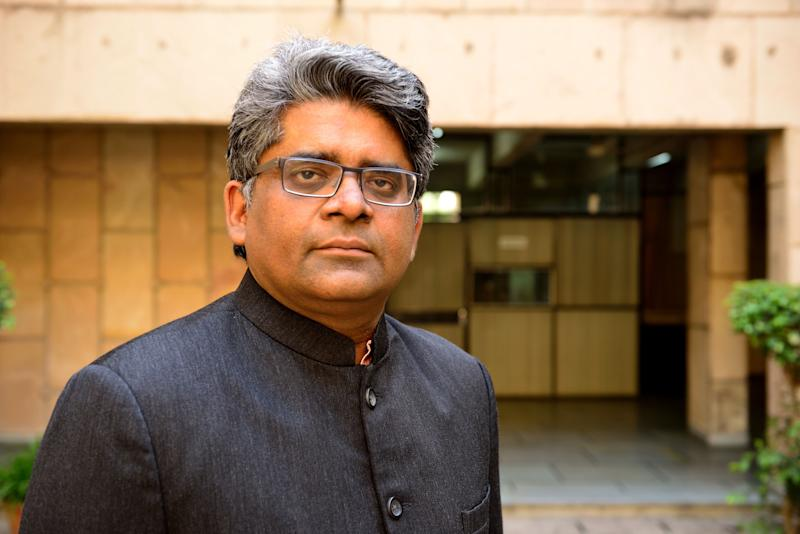 File image of Rathin Roy. He was dropped from the Prime Minister's Economic Advisory Council (PMEAC) in September.  (Photo: Mint via Getty Images)