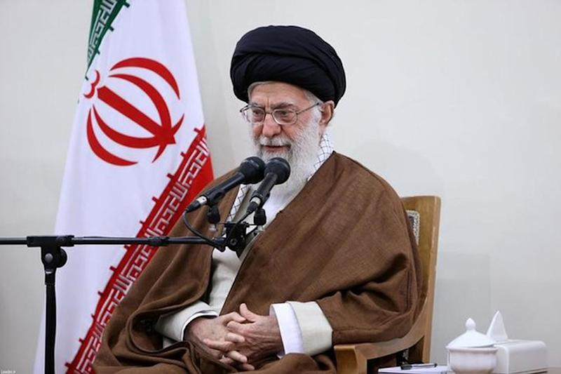Iran's Supreme Leader Ayatollah Ali Khamenei Says 'There is Not Going to be Any War' With US