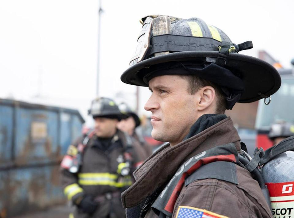 Chicago Fire, Jesse Spencer