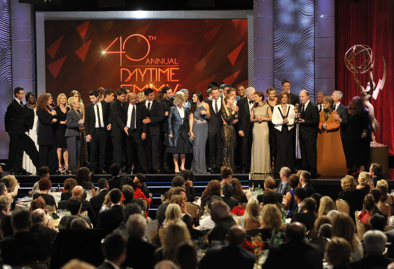 Envelope mix-up at Daytime Emmy Awards